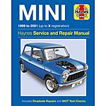 image of Haynes Mini (69 - 01) Manual