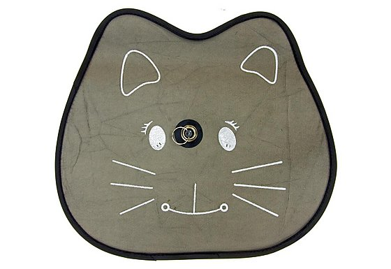 Halfords Cat Side Window Sunshades 2011