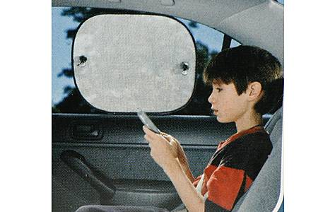 image of Halfords Side Window Sunshades 2011