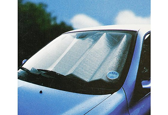 Halfords Large Front Windscreen Sunshade