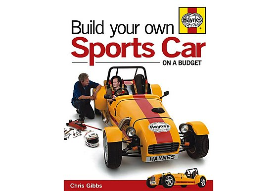 Haynes Build Your Own Sports Car On a budget