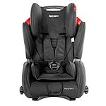 image of Recaro Young Sport Booster Seat Black