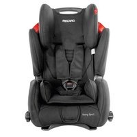 Recaro Young Sport Booster Seat Black