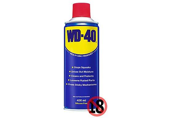 WD-40 Aerosol 400ml