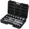 Link to product description of Halfords Advanced Professional 21 Piece Socket Set 3/4""