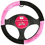 image of Pink Steering Wheel Cover