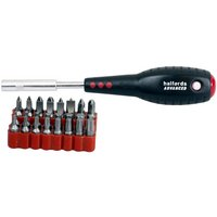 Halfords Advanced 33 piece Screwdriver & Bit Set