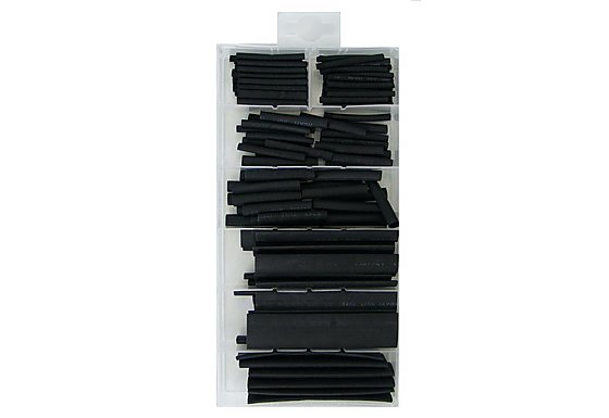 Halfords Assorted Heat Shrink Tubing HBB103