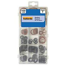 image of Halfords Assorted Sealing Washers