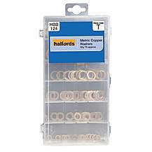 image of Halfords Assorted Copper Washers