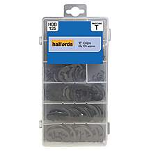 image of Halfords Assorted E Clips