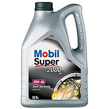image of Mobil Super 2000 X1 10W/40 Oil 5L