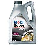 image of Mobil Super 2000 X1 10W/40 Oil 5L