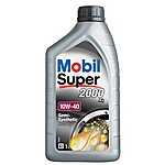 image of Mobil Super 2000 X1 10W/40 Oil 1L