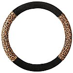 image of Leopard Steering Wheel Cover
