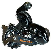 image of Shimano TX35 Tourney Rear Derailleur