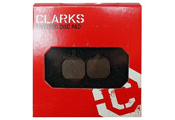 Clarks Tektro Gemini and Novela Organic Disc Brake Pads VX827C
