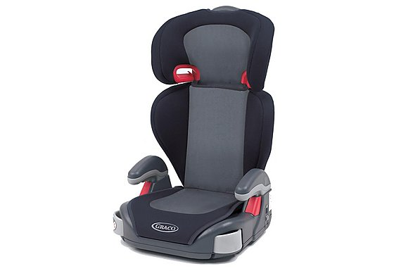 Graco Junior Maxi High Back Booster Seat Metropolitan