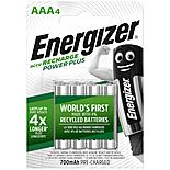 Energizer AAA Rechargeable 700mah Battery Pack