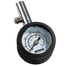 image of Halfords Analogue Tyre Pressure Gauge with Dial