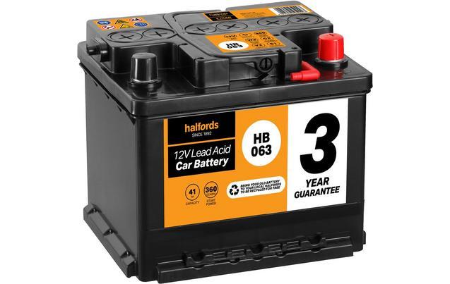 Halfords 3 Year Guarantee Hb063 Lea