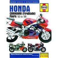 Haynes Honda CBR900RR FireBlade (92 - 99)