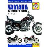 Haynes Yamaha XV V-Twins (81 - 96)
