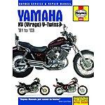 image of Haynes Yamaha XV V-Twins (81 - 96)