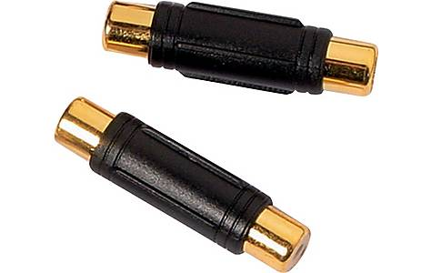image of Autoleads Gold Female Phono Splices PC1-310