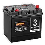 Halfords Lead Acid Battery HB005 - 3 Yr Guarantee