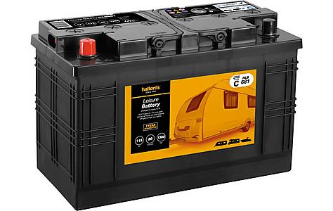 V Ah Car Battery Halfords