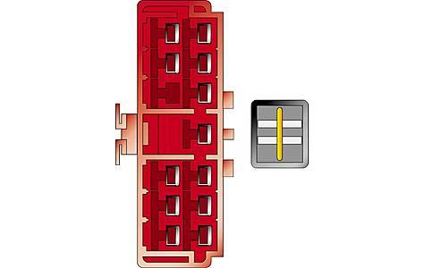 image of Harness Adaptor PC2-38-4