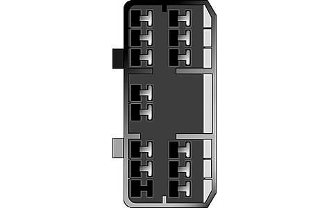 image of Harness Adaptor PC2-44-4