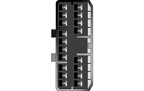 image of Harness Adaptor PC2-47-4