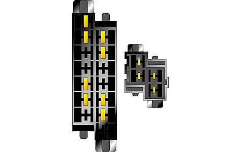 image of Harness Adaptor PC2-52-4