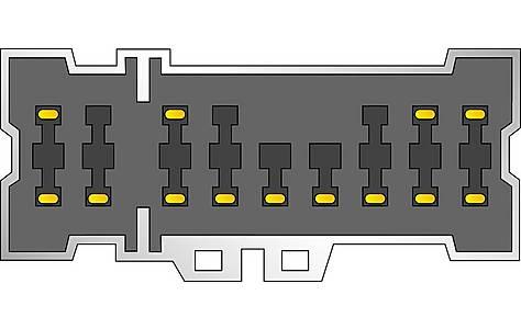 image of Harness Adaptor PC2-72-4