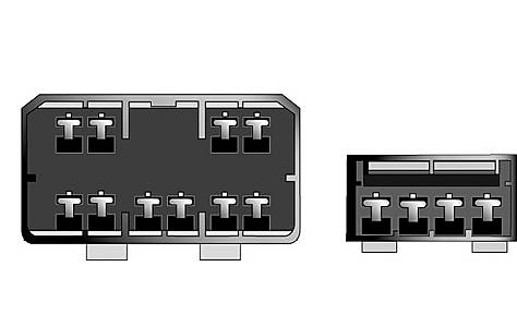 image of Harness Adaptor PC2-73-4