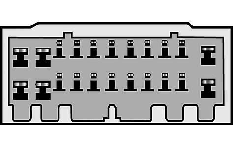 image of Harness Adaptor PC2-79-4 Chrysler 6/02>