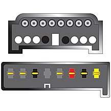 image of Harness Adaptor PC3-300
