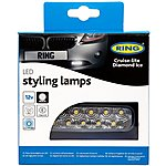 image of Ring Daytime LED Styling Lights - Diamond Ice