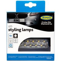 Ring Daytime LED Styling Lights - Diamond Ice