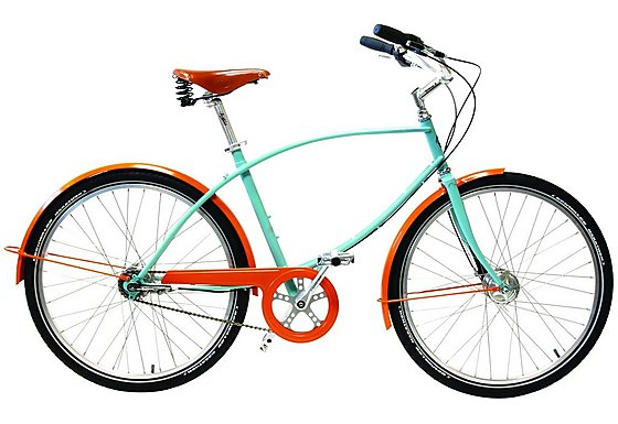 Pashley Tube Rider Pintail Classic Bike