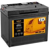 Halfords Leisure Battery 70 Ah