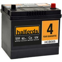 Halfords Calcium Battery HCB005