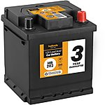 image of Halfords Lead Acid Battery HB202 - 3 Yr Guarantee