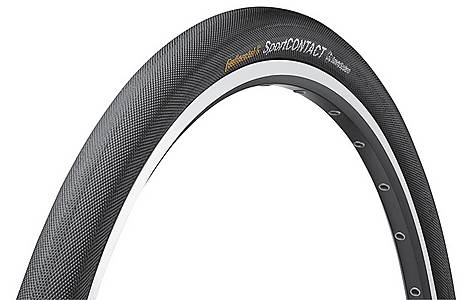 "image of Continental Sport Contact II Bike Tyre - 26"" x 1.6"""