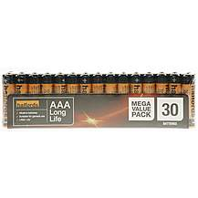 image of Halfords AAA x 30 Battery Megapack