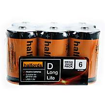 image of Halfords D x 6 Battery Pack