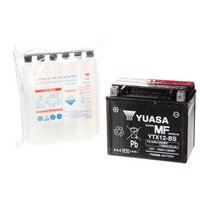 Yuasa YTX12-BS Powersport Motorcycle Battery