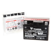 Yuasa YTX4L-BS Powersport Motorcycle Battery